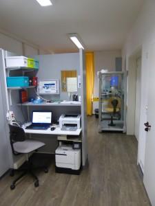 Röntgen und Lungenfunktion