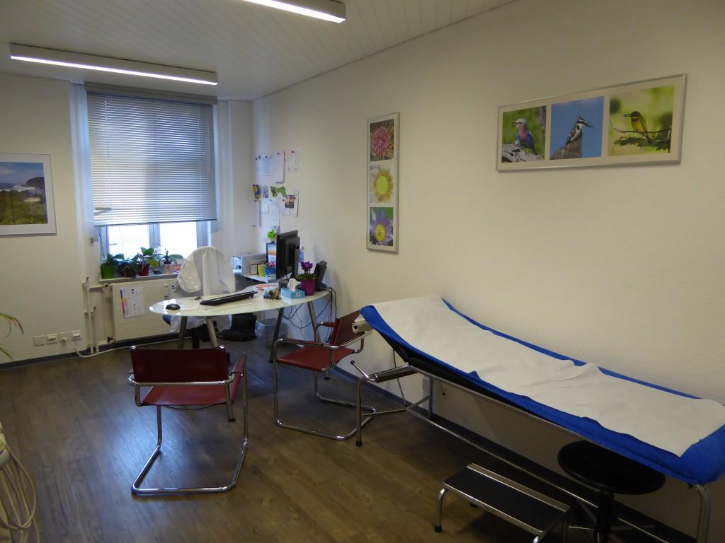 Arztzimmer Dr. Zanner