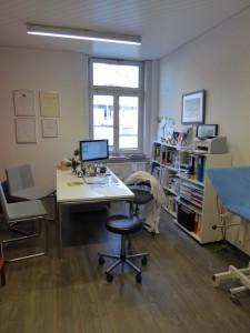 Arztzimmer Dr. Yüksel